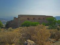 Nauplio greece  Palamidi Castle  1