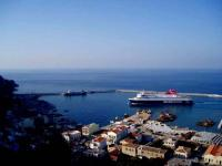 Karlovasi port samos Greece  001