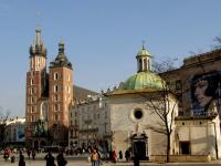 main square krakow