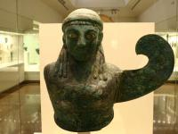 Ancient Olympia museum 1