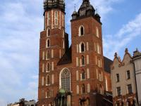 Mother mary church krakow